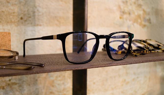 Baars eyewear lunettes LES BELLES GUEULES OPTICIEN BORDEAUX