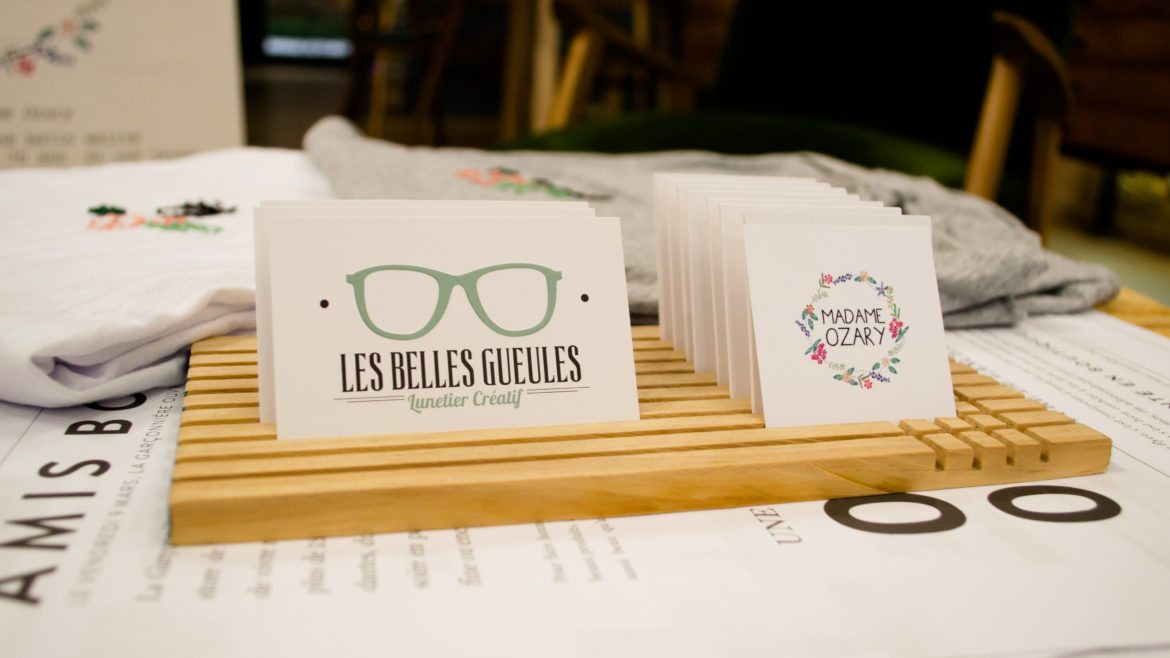 Les Belles Gueules X Madame Ozary collaboration