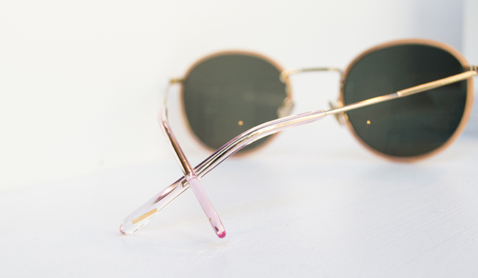 Waiting For The Sun X Sessùn collab Les Belles Gueules Bordeaux Opticiens