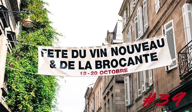 Fête du vin nouveau et de la brocante #39 les belles gueules chartrons opticien bordeaux