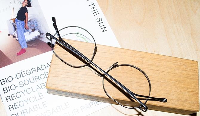 Waiting For The Sun, une lunette respectueuse de l'environnement les belles gueules bordeaux opticien